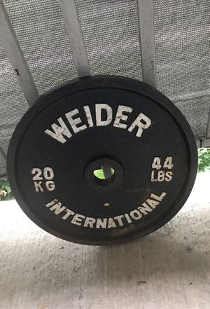 Weight plate! for Sale in Falls Church, VA