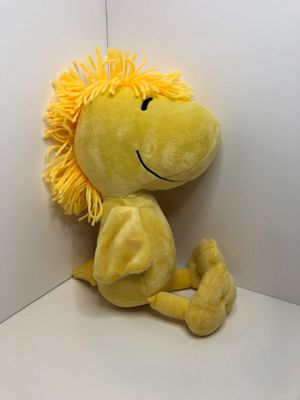 """Kohls Cares Woodstock Plush 13"""" Stuffed Animal Toy Peanuts Gang Yellow Bird for Sale in Fort Worth, TX"""