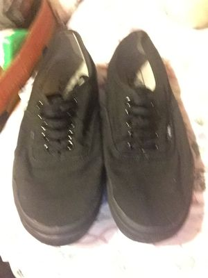 Vans size 10 in men's for Sale in McGrady, NC