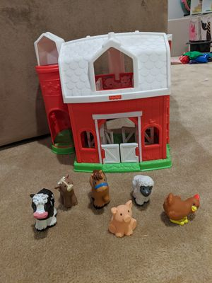 Little people farm and animals for Sale in Bellevue, WA