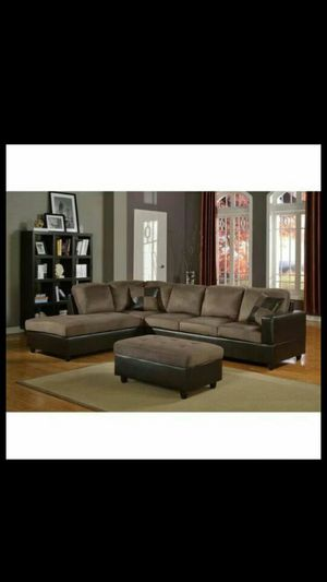 BRAND NEW SECTIONAL COUCH SET for Sale in Ontario, CA