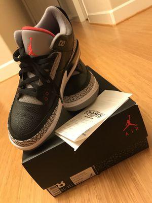 Jordan 3 Sz. 8 for Sale in Seattle, WA