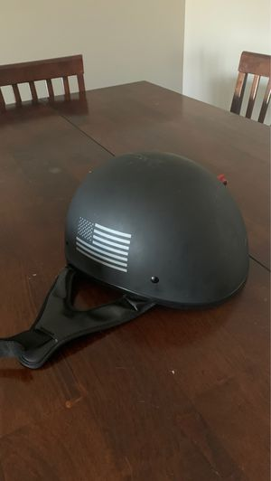 Half Shell Motorcycle Helmet for Sale in Murfreesboro, TN