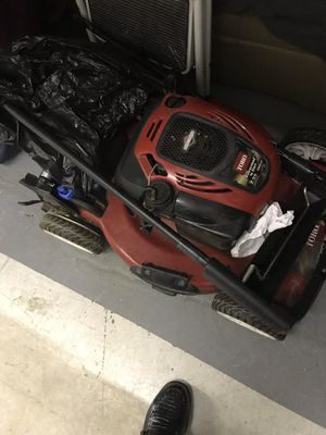 Toro gas self propelled lawn mower $275 for Sale in Pittsburgh, PA