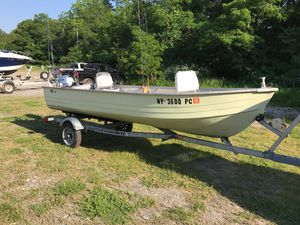 Great Boat, Motor, and Trailer Package!!! for Sale in Queens, NY