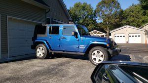 2010 Jeep Wrangler V6 auto for Sale in Batsto, NJ