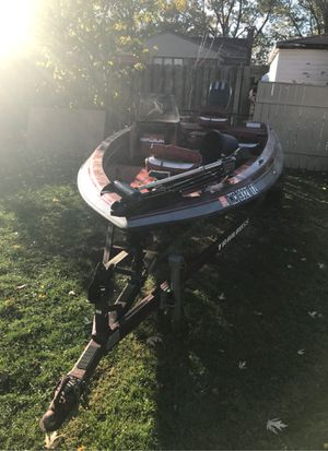 Cajun Bass Boat for Sale in St. Clair Shores, MI