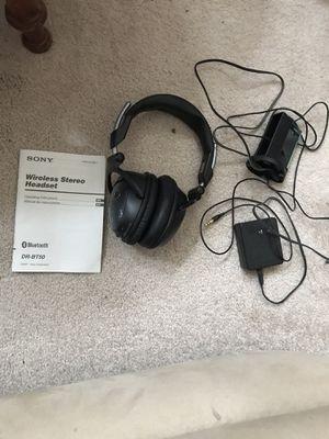 Sony wireless headphones for Sale in Chesapeake, VA