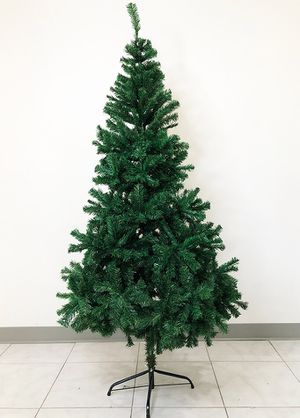 Brand new $20 Artificial 5.5 FT Tall Christmas Tree PVC Branches for Sale in Whittier, CA