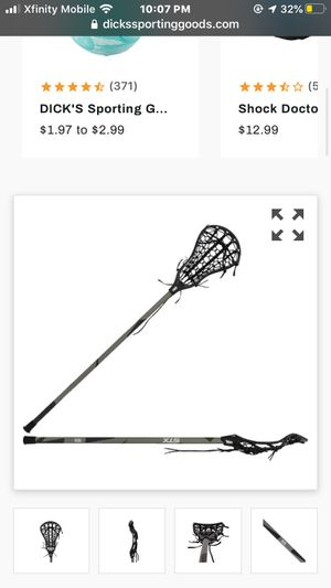 GIRLS LAX STICK for Sale in Coon Rapids, MN