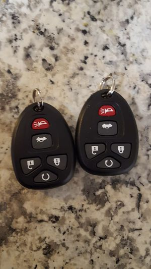 Keyless entry remote for Sale in Homeland, CA