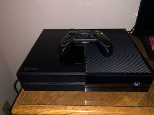 Xbox One 500 GB for Sale in Seattle, WA