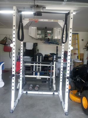 Power Cage Body Solid for Sale in Lehigh Acres, FL