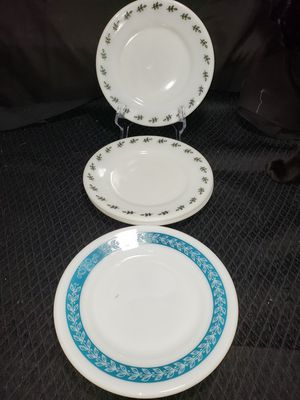 "Vintage Pyrex saucers (4) 6 3/4"" for Sale in Zanesville, OH"