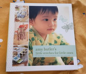Amy Butler's Little Stitches for Little Ones for Sale in Aptos, CA
