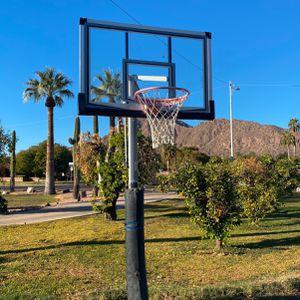 Used In Ground basketball Hoop for Sale in Phoenix, AZ