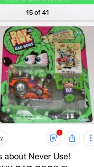 Rat Fink Collectible Toys for Sale in Indianapolis, IN
