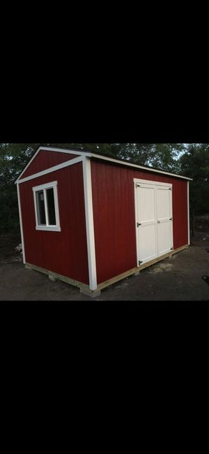 New 12x16 shed for Sale in Fort Worth, TX