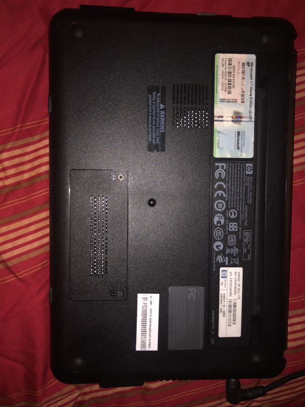 HP MINI 110 Laptop/Netbook Computer WINDOWS XP