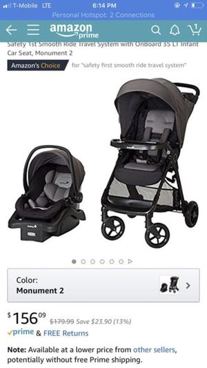 Car seat and stroller for Sale in Columbus, GA