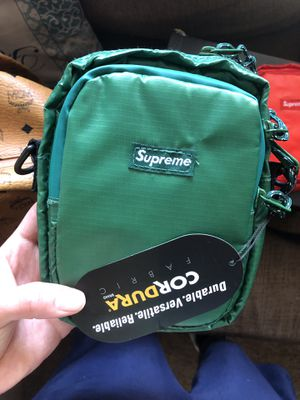 Supreme shoulder bags for Sale in Denver, CO