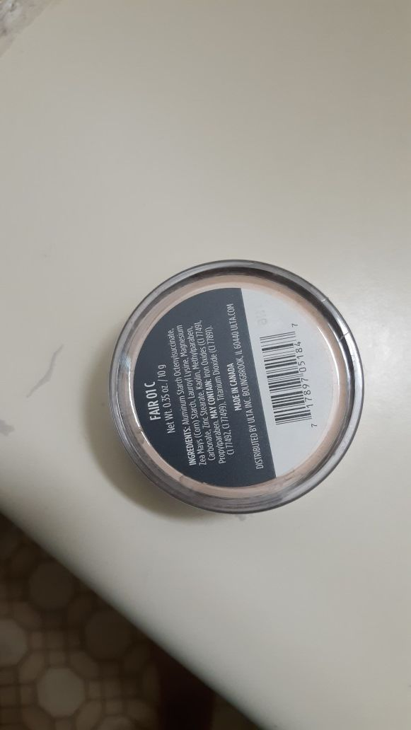 Ulta loose powder for fair skin tones