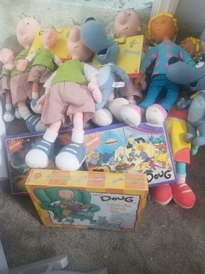 Disney Nickelodeon brand spanking new Doug collection for Sale in Corona, CA