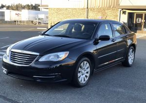 2012 Chrysler 200 for Sale in Tacoma, WA
