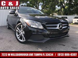 2015 Mercedes-Benz C-Class for Sale in Tampa, FL
