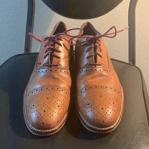 Brown Leather Shoes Size 12 Johnston & Murphy for Sale in San Diego, CA