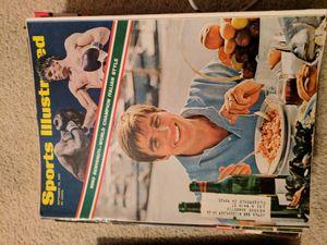 1967 sports illustrated Nino Benvenuti for Sale in Corinth, ME