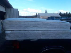 Twin bed with frame for Sale in Rochester, WA