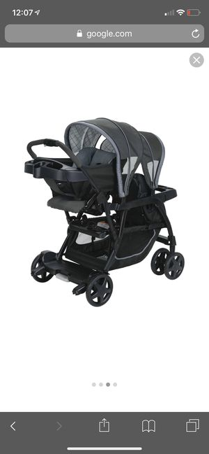 Graco ready to grow double stroller for Sale in Brooklyn, NY
