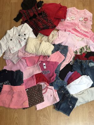 Baby clothes! 3-6 months (44 pieces) for Sale in Shoreline, WA