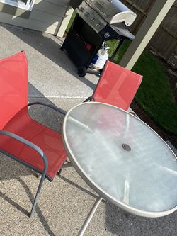 3 Piece Patio Set for Sale in Vancouver,  WA