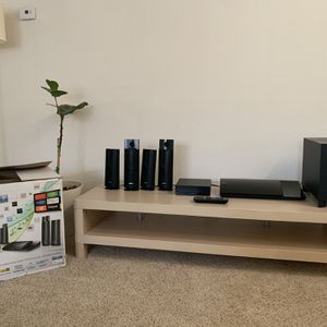 Sony Blu Ray/Surround Sound Home Theater System for Sale in Glendale, CA