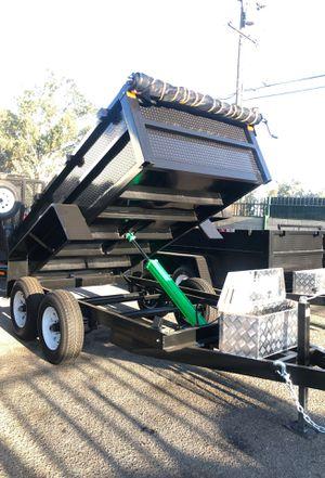 5x10x2 DUMP TRAILER for Sale in Phoenix, AZ