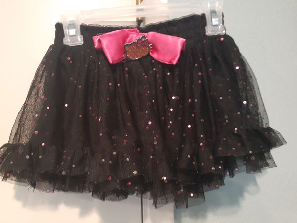 Hello Kitty Skirt Girls 4