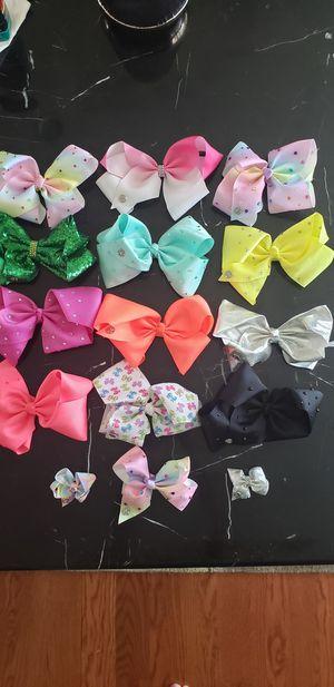 15 jojo bows for Sale in Elk Grove Village, IL