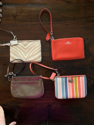 Coach clutches for Sale in Cleveland, OH