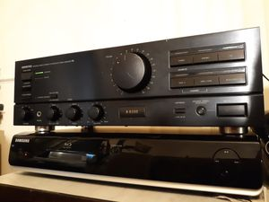 Home audio amplifier by Onkyo model: A-8200 for Sale in Saint Ann, MO