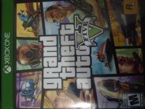 GTA 5 Xbox One for Sale in Philadelphia, PA