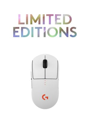 """**LIMITED EDITION** Logitech """"GHOST"""" Pro Wireless Gaming Mouse for Sale in Miami, FL"""