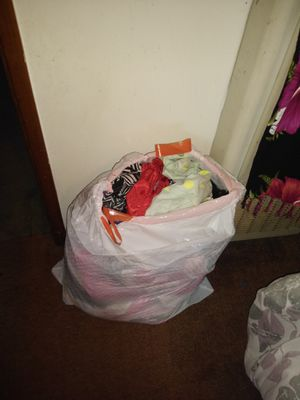 Free bag of baby clothes for Sale in Whittier, CA