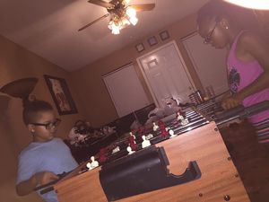 3 in 1 Foosball, Air Hockey, and Pool Table for Sale in Montgomery, AL