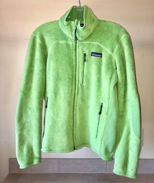 Patagonia Women's WTC Green R2 Regulator Fleece Jacket 25146 for Sale in Scottsdale, AZ