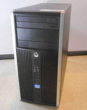 HP COMPAQ 6300 PRO Desktop PC-windows 10-$100 for Sale in Montebello, CA