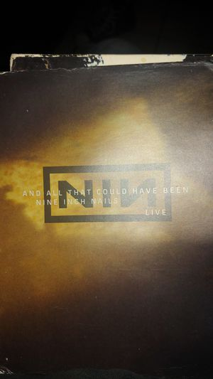 Nine inch Nails live concerts for Sale in Chicago, IL