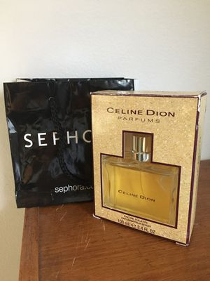 Celine Dion 3.4 oz women's parfum / perfume / fragrance for Sale in Portland, OR