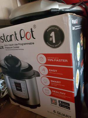 Brand new instant pot never open for Sale in San Antonio, TX